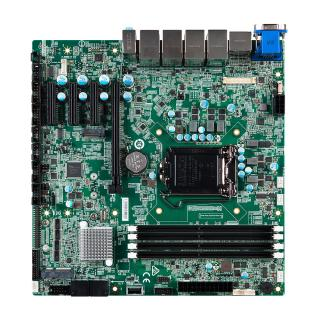 Spectra Board-Set, µATX Q370  1