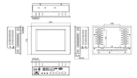 Spectra-Panel P 08301  3