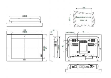 Spectra-Panel A3 08BTPC6  3