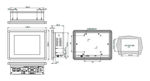 Spectra-Panel PF 06BTR5  4