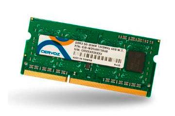 SO-DIMM DDR3L 2GB/CIR-W3SULII1602G