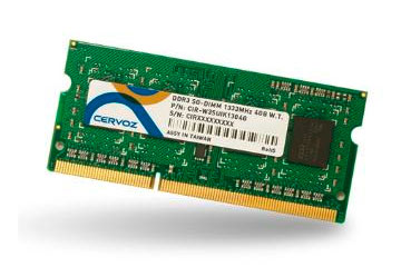 SO-DIMM DDR3L 4GB/CIR-W3SUSOSM1304G