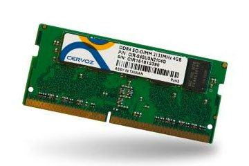 SO-DIMM DDR4 4GB/CIR-W4SUSZ2904G