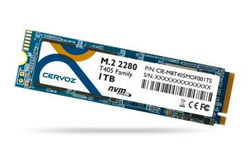 SSD NVMe M.2 2280/CIE-M8T405MMF128GS