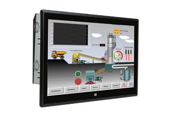 PPC-F24AA-H81I-I3/4G/PC-R20