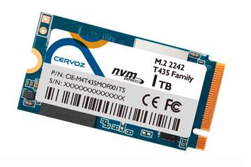 SSD NVMe M.2 2242/CIE-M4T435MOF001TW
