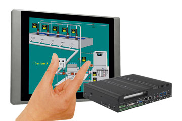 Spectra PowerTwin P17C-i7SL-PE10