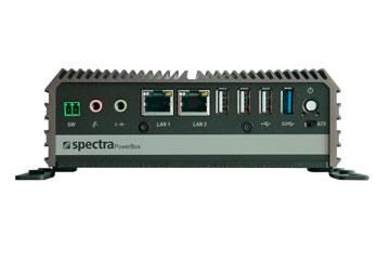 Spectra PowerBox 100-J19-4GLAN